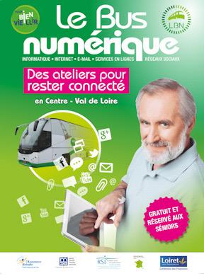 Couverture Réservez votre place dans le bus numérique le 30 avril à Triguères